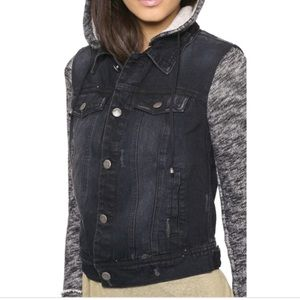 Free People Pumice Denim Jacket